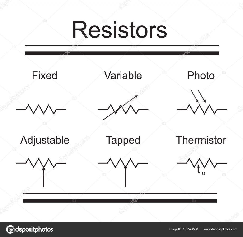 Fixed Resistor Circuit Symbol. Latest Figgif Kb With Fixed Resistor ...