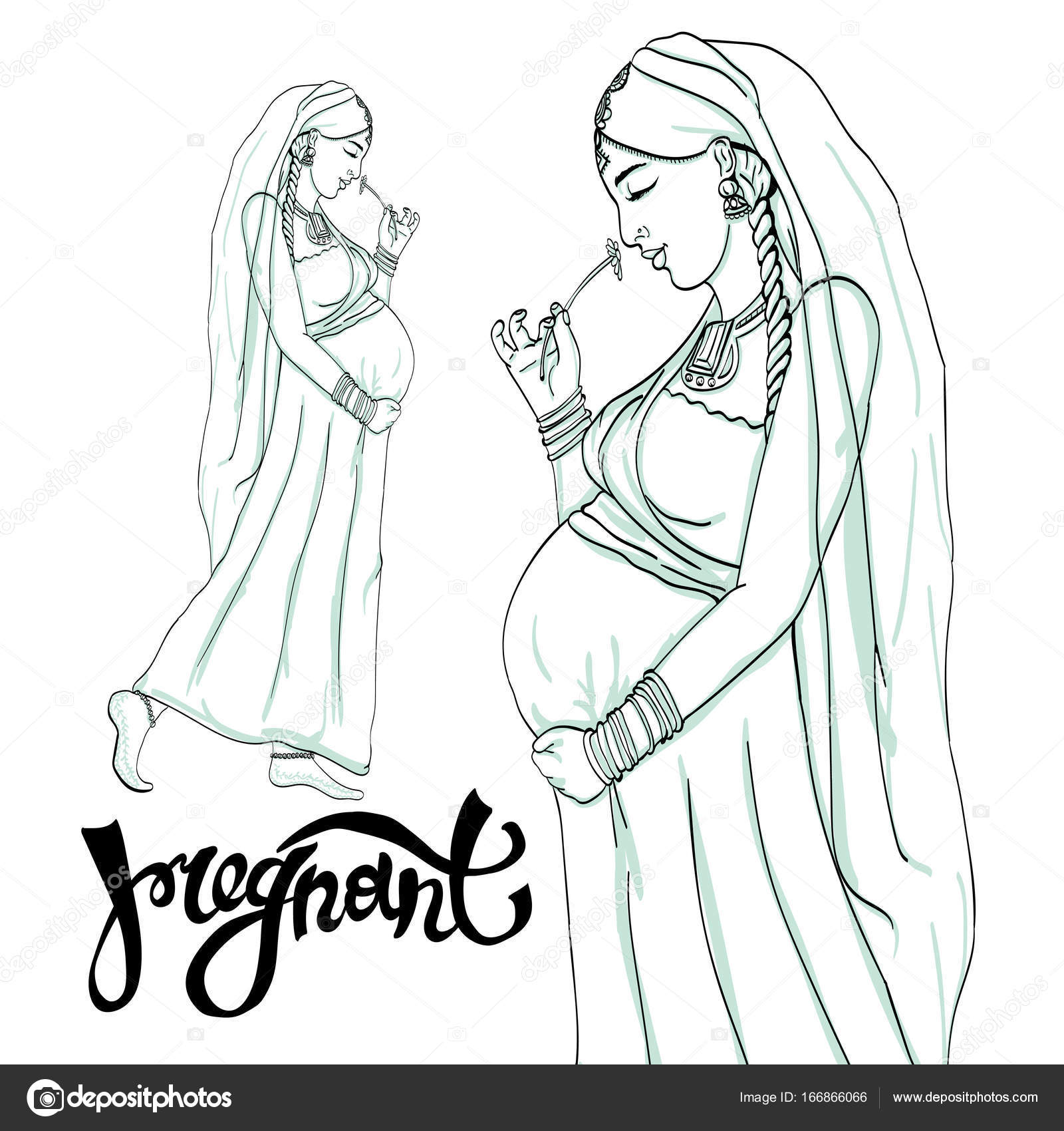 Pregnancy & Birth Affirmation Coloring Pages – Pregnant Mama Baby Life   1700x1600