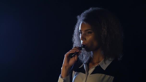 Černé africké lesbické video