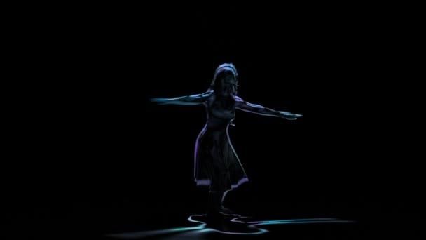 Disegno Di Una Ballerina : La storia di vera