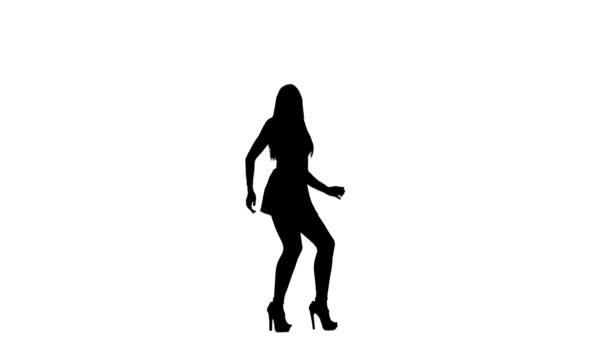 Сексуально танцует видео