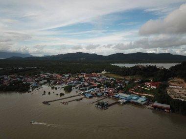 Kuching, Sarawak / Malaysia - January 12, 2020: The Bako National Park of Sarawak, Borneo Island, Malaysia