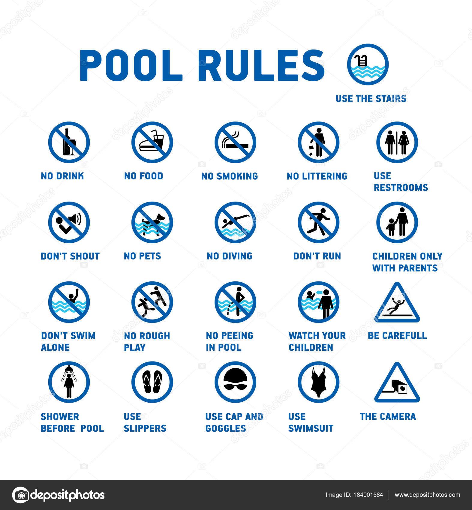 Pool Regeln