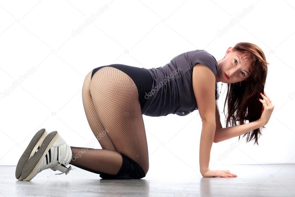 redhead ass pic
