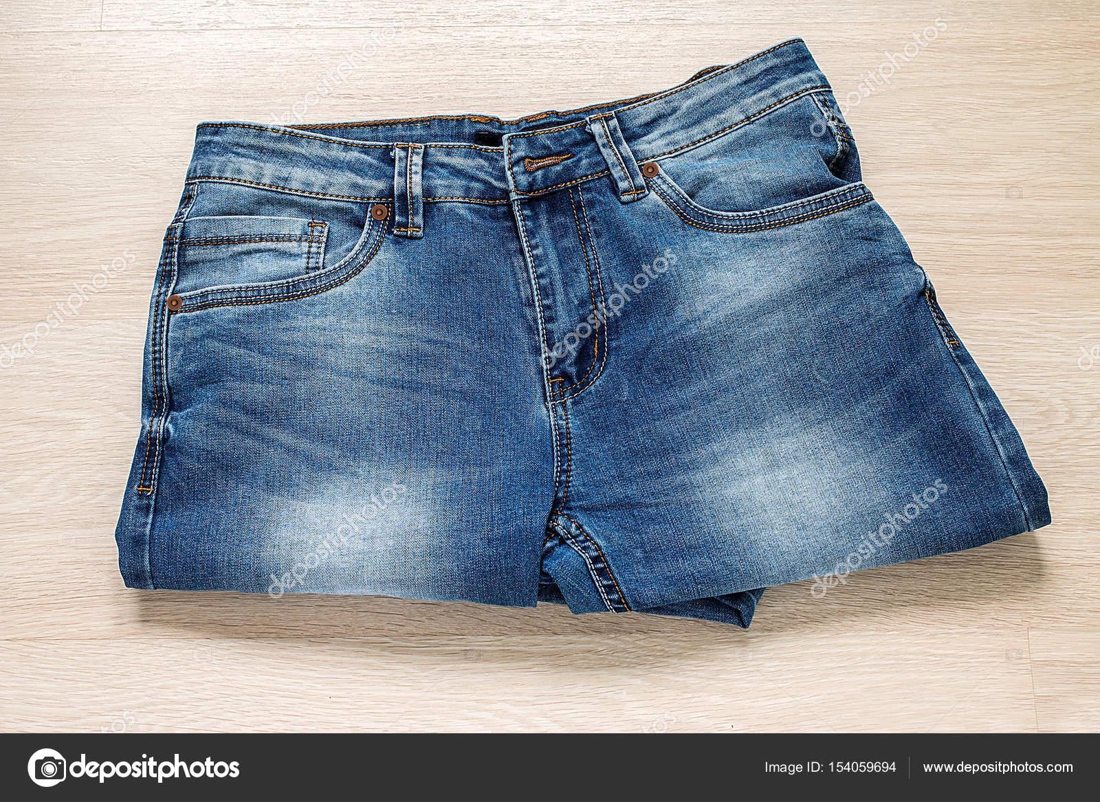 nieuwe spijkerbroek