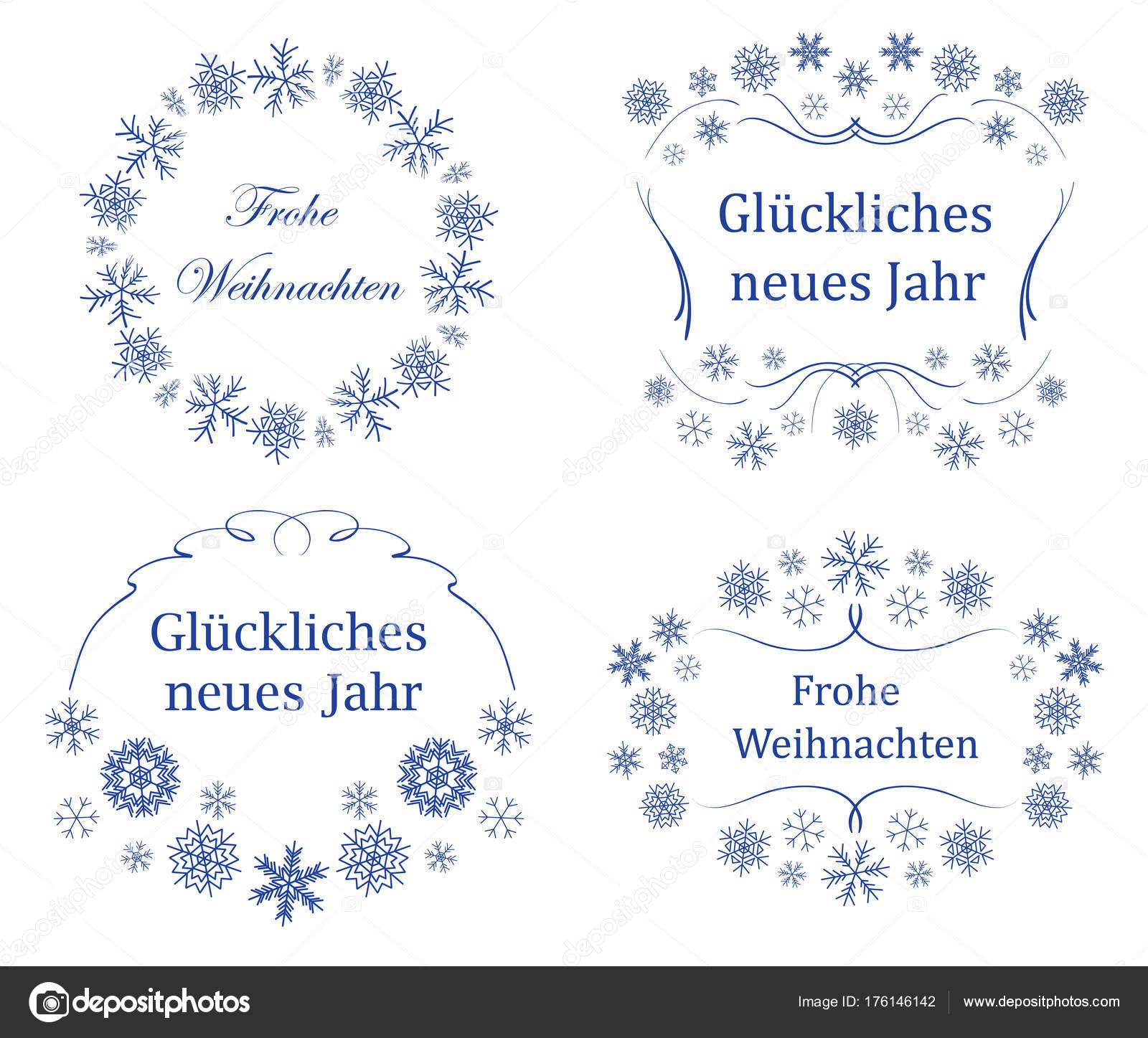 Zierleisten Auf Deutsch Vektor Dekorationen Fur