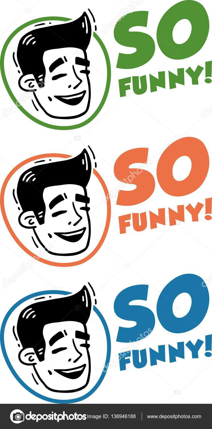 Laughing Face Logo