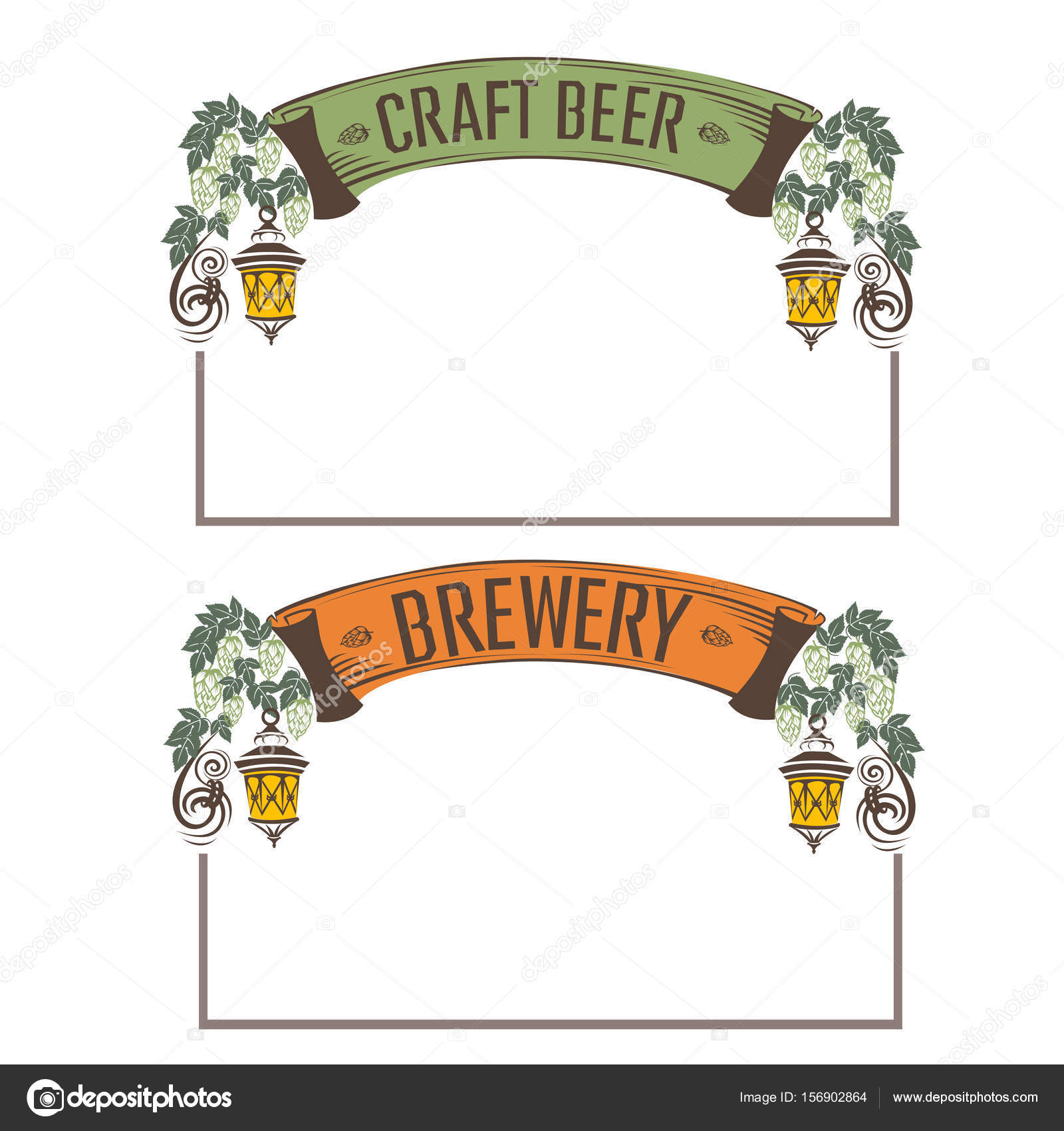 Vintage beer frame — Stock Vector © Liana2012 #156902864
