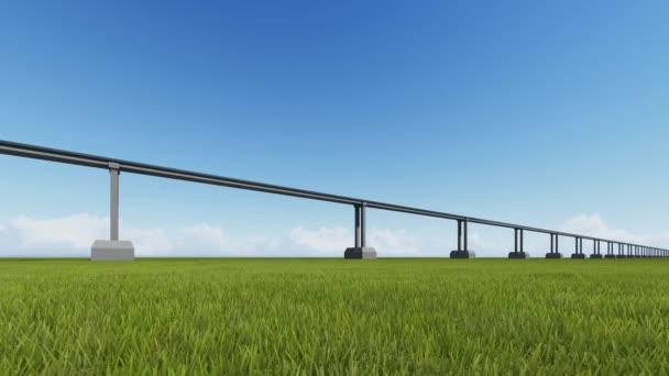 Vysokorychlostní vlak maglev