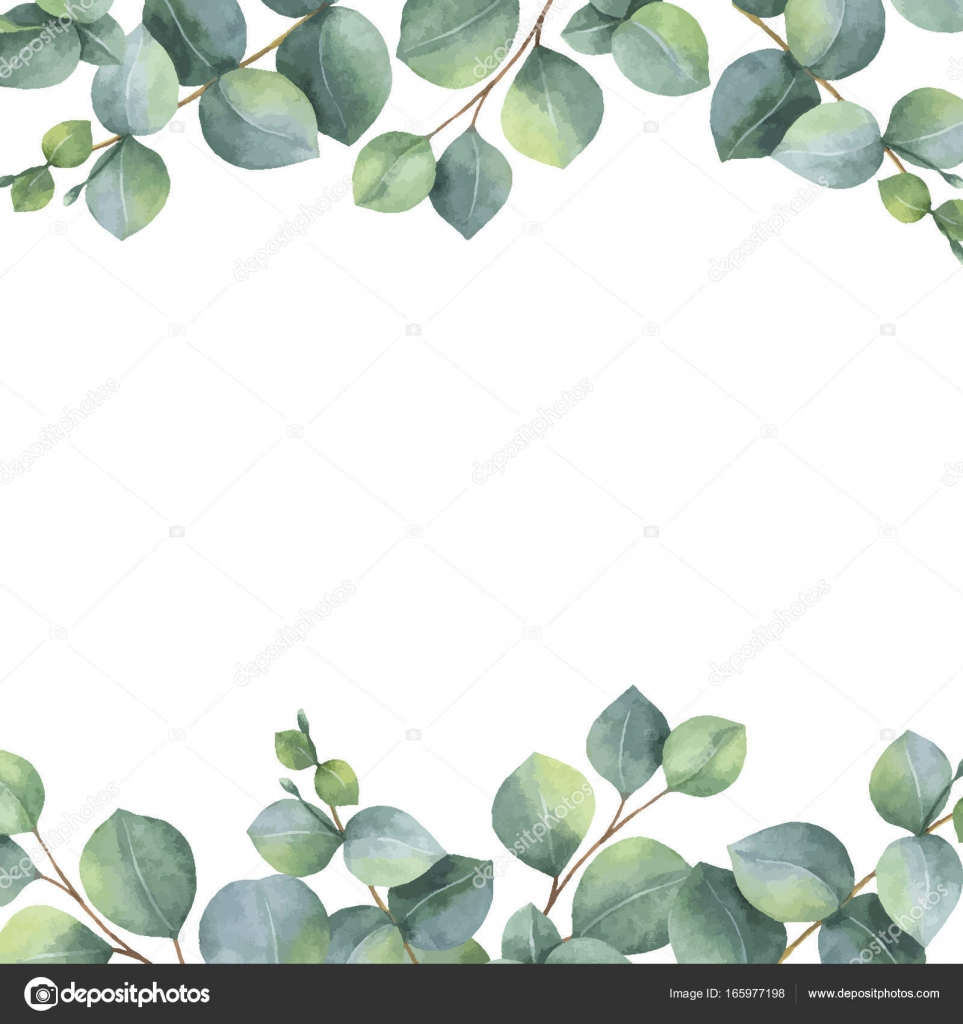 Save web page as html phpsourcecode net for Watercolor greenery