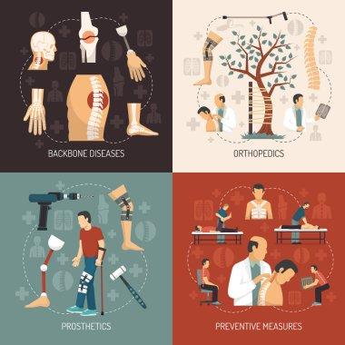 Orthopedics 2x2 Design Concept