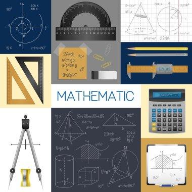 Mathematics Science Concept