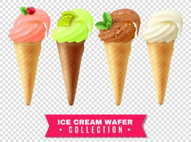 Ice Cream Wafer Collection