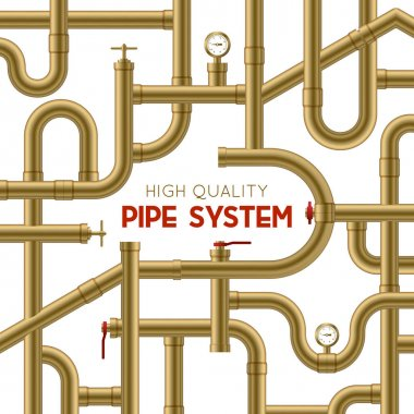 Pipe System Background
