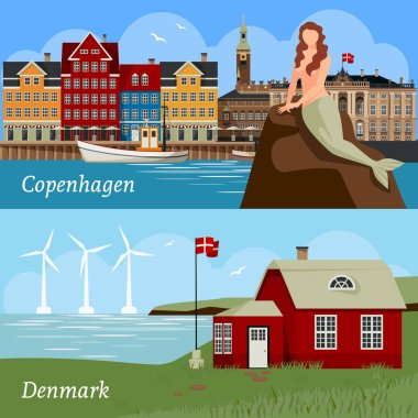 Denmark Flat Style Compositions