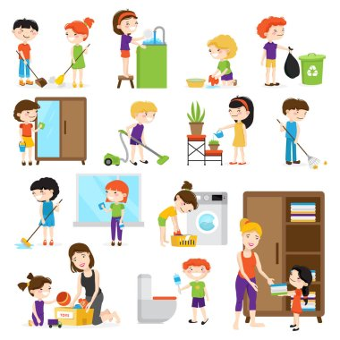 Kid Cleaning Set