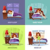 Morning Awakening 2x2 Design Concept