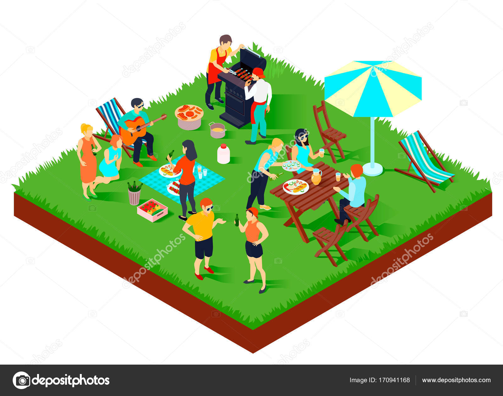 Grill clipart picnic, Grill picnic Transparent FREE for download on  WebStockReview 2020