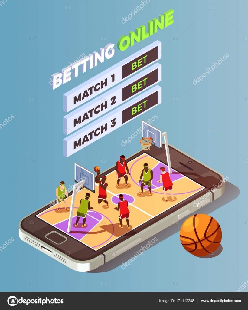 онлайн баскетбол ставки