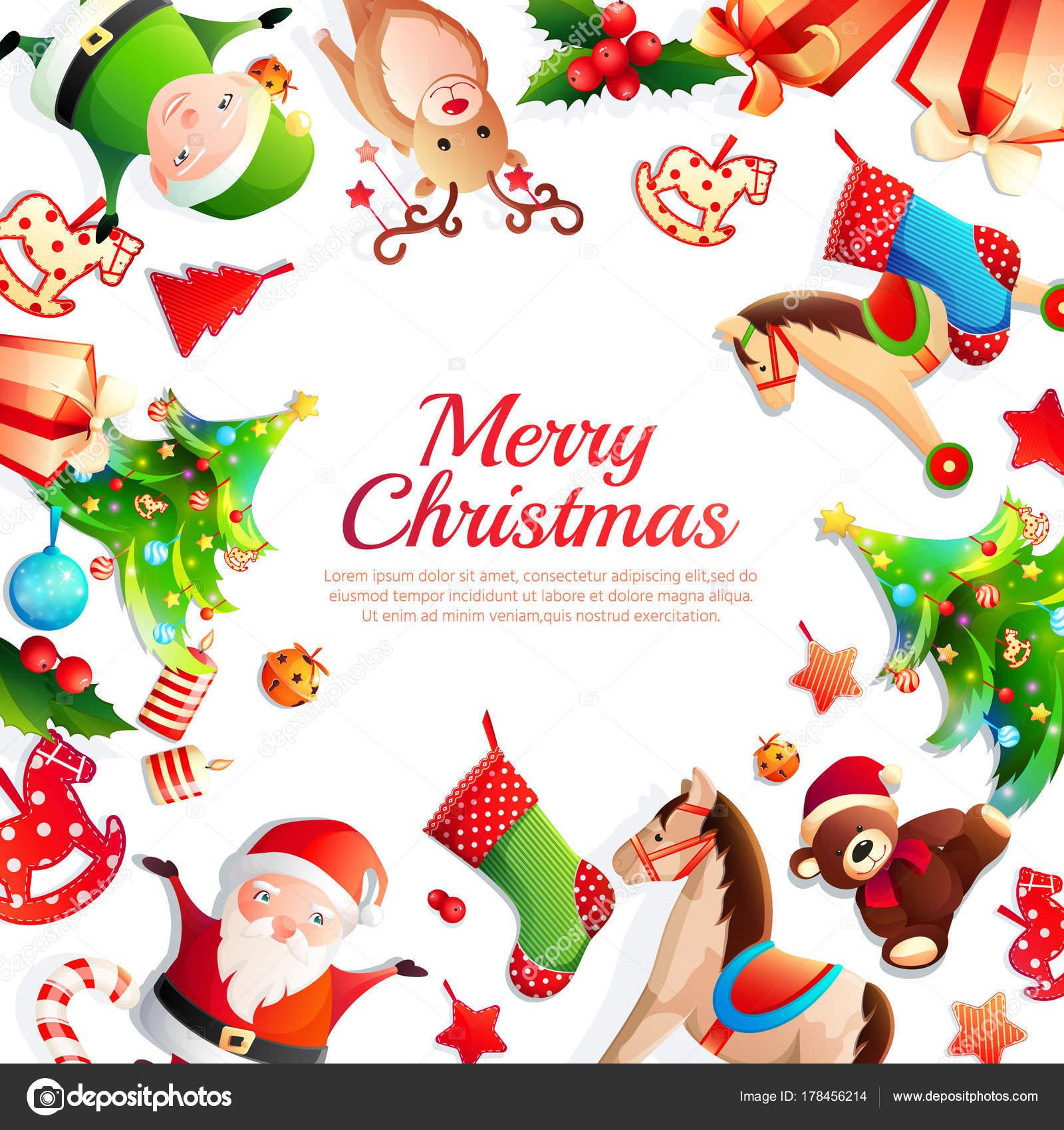 Dibujos Sticker Navideños Animados Feliz Navidad De