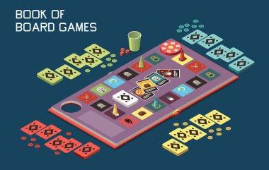 Board Games Book Composition