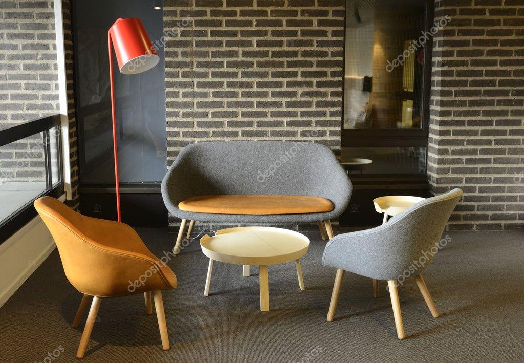 Interieur modern meubilair decoratie u stockfoto a