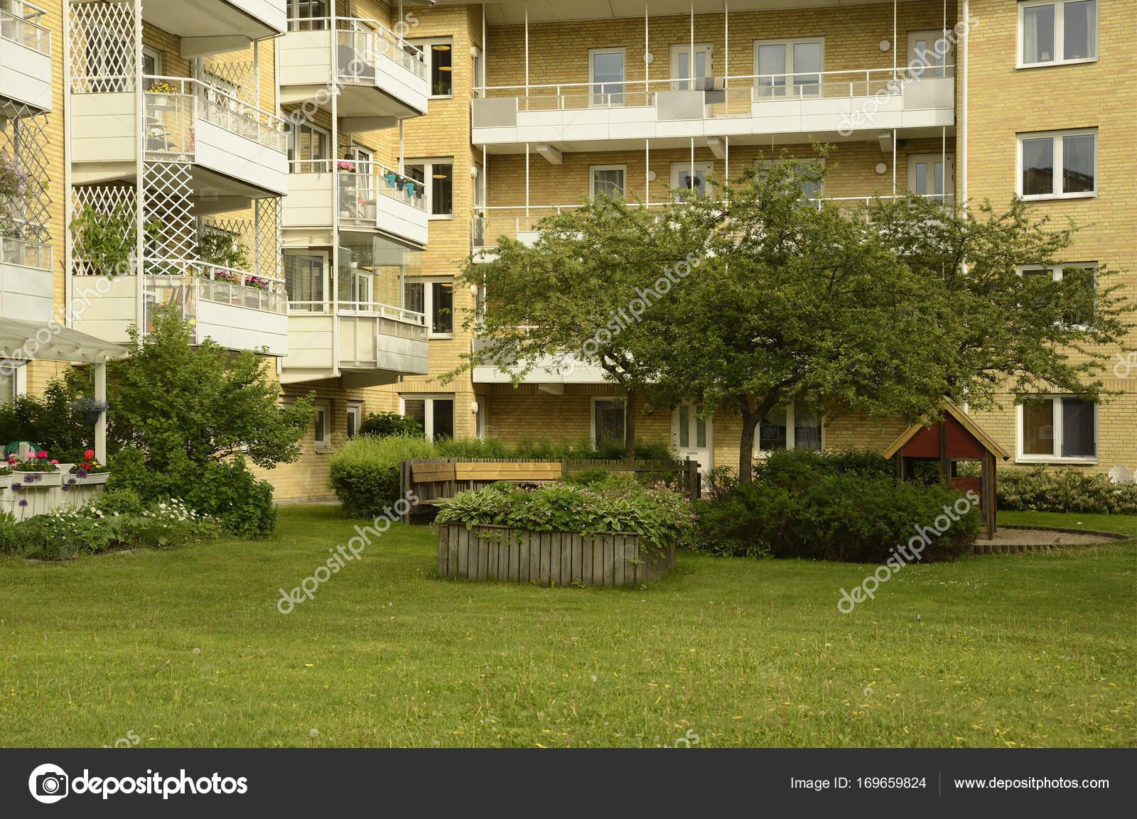 Appartamento svedese blocco u2014 foto stock © a40757 #169659824