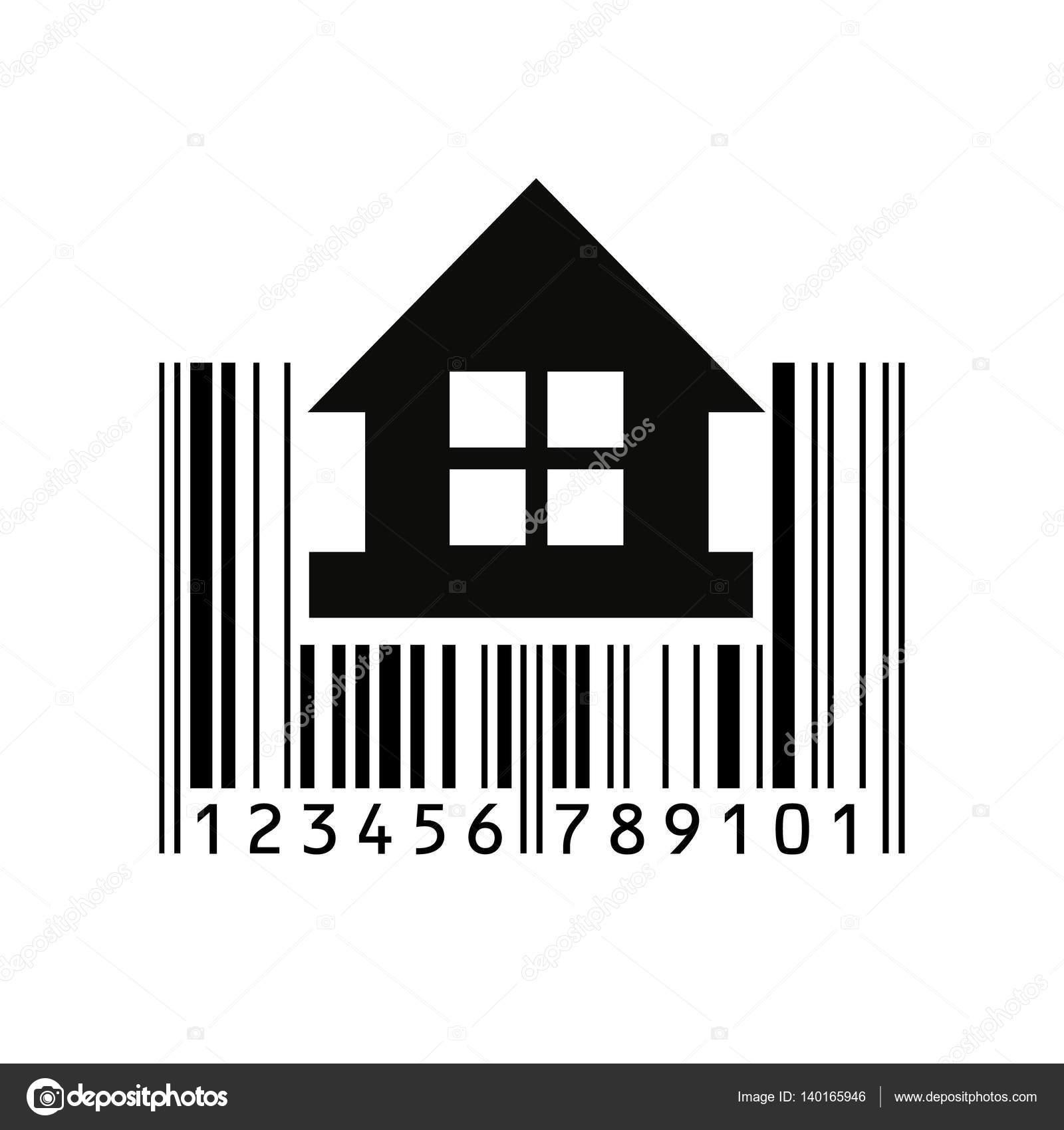 barcode vector illustration stock vector vakhlamov 140165946