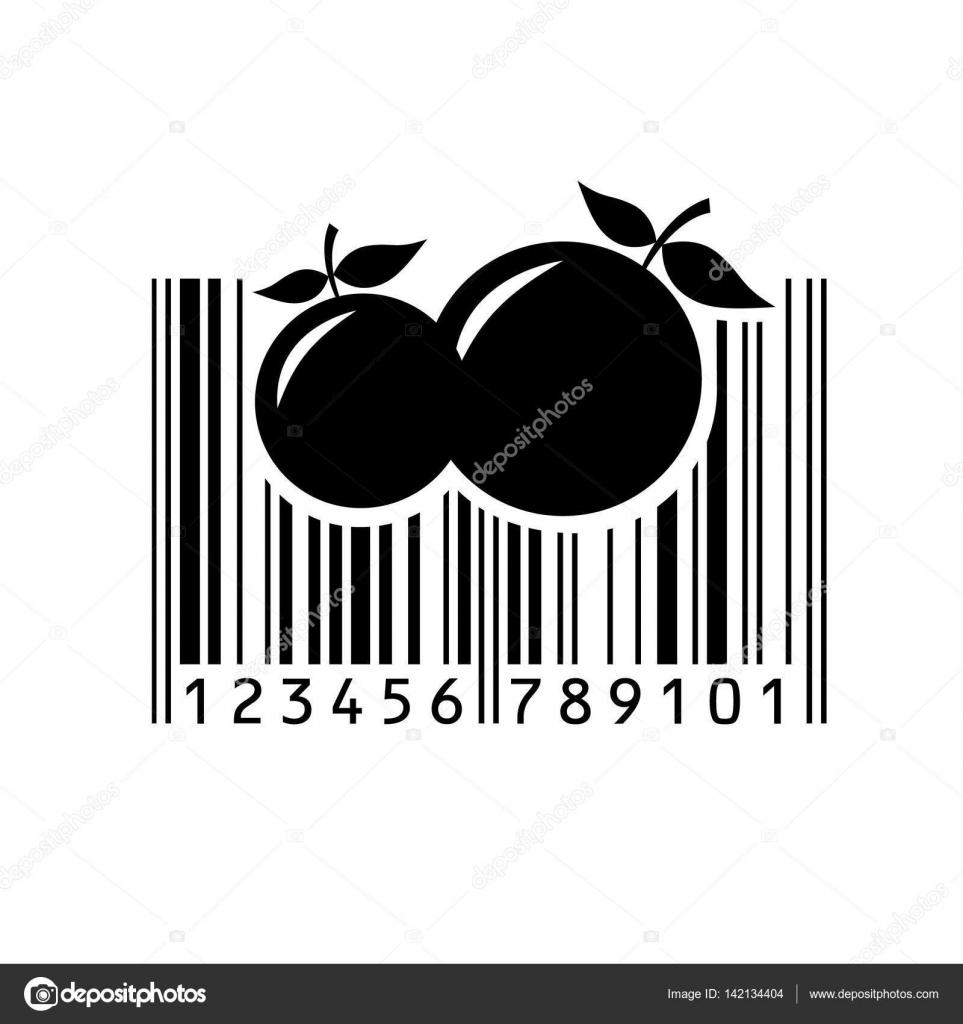 Barcode  Vector illustration  — Stock Vector © Vakhlamov