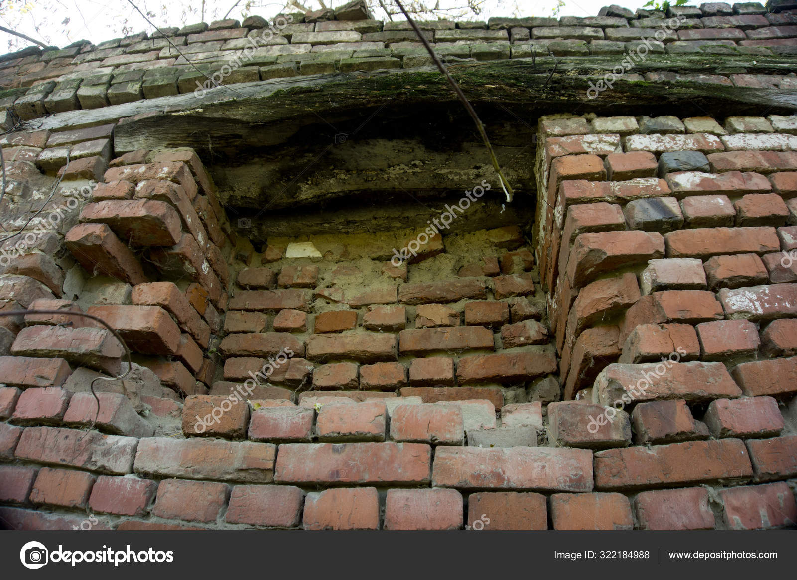 Location Russia Krasnodar Territory Abandoned Brick Factory Stock Photo C Blackdiver93 322184988