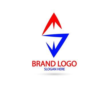 Abstract S Logo. Letter S Logo vector design