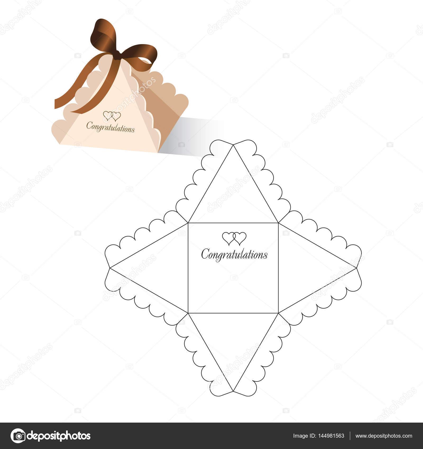 Retail-Box mit Blueprint Vorlage — Stockvektor © Philka #144981563
