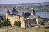Khotyn fortezza costruita nel XIV secolo