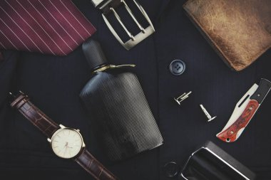 Man business accessories
