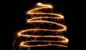 Weihnachtsbaum-Spirale