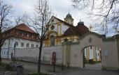 Friedberg (dapd). April 2017. Kathedrale des Friedens des Herrn