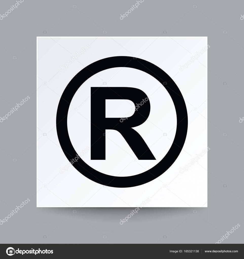 Copyright symbol illustration vector on white square paper copyright symbol illustration vector on white square paper with real shadow vector by vector3d biocorpaavc