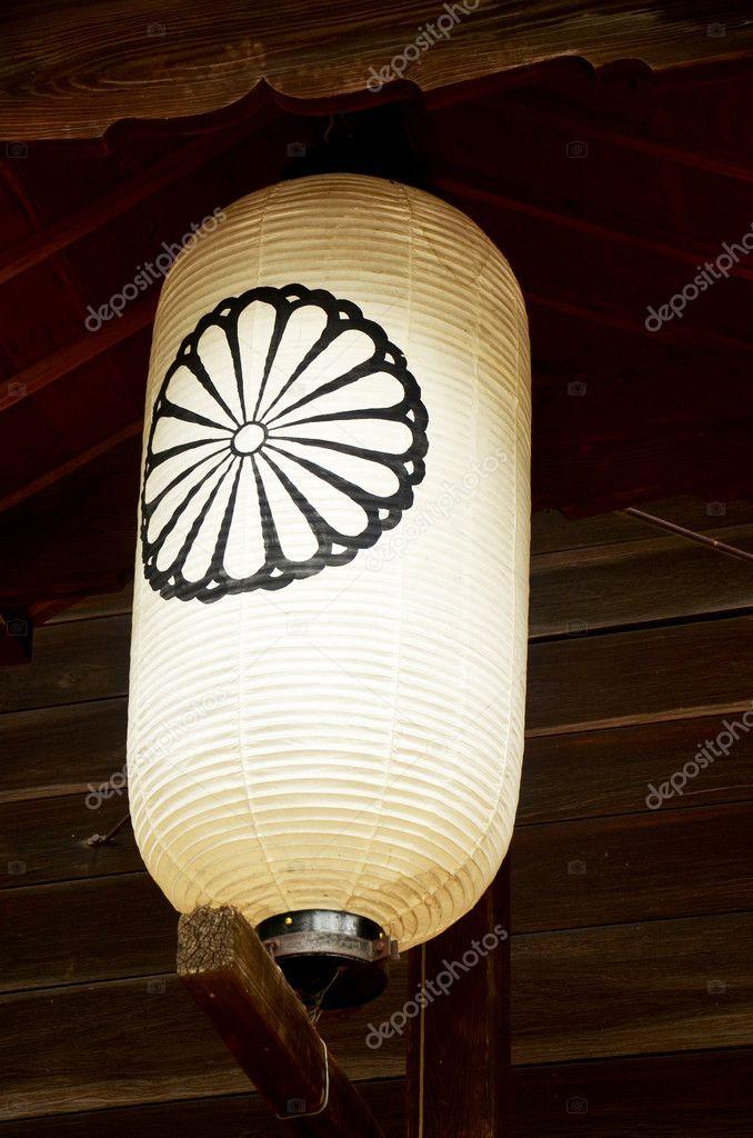 Japanese Lantern Or Lamp Traditional Lighting Equipment Of Todai