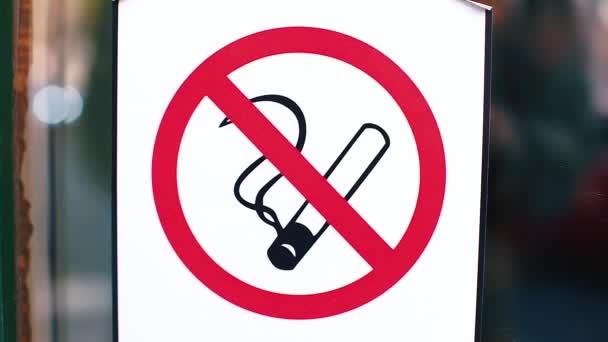 Rauchverbot in der Öffentlichkeit