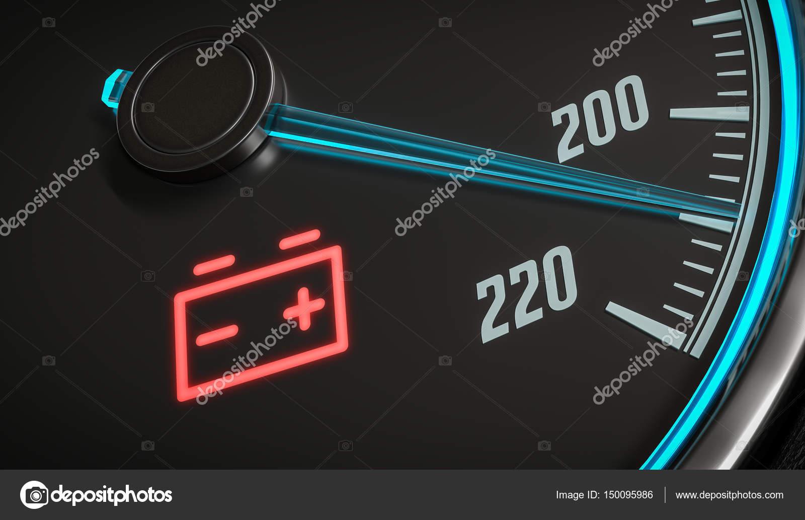 batterie voiture decharge