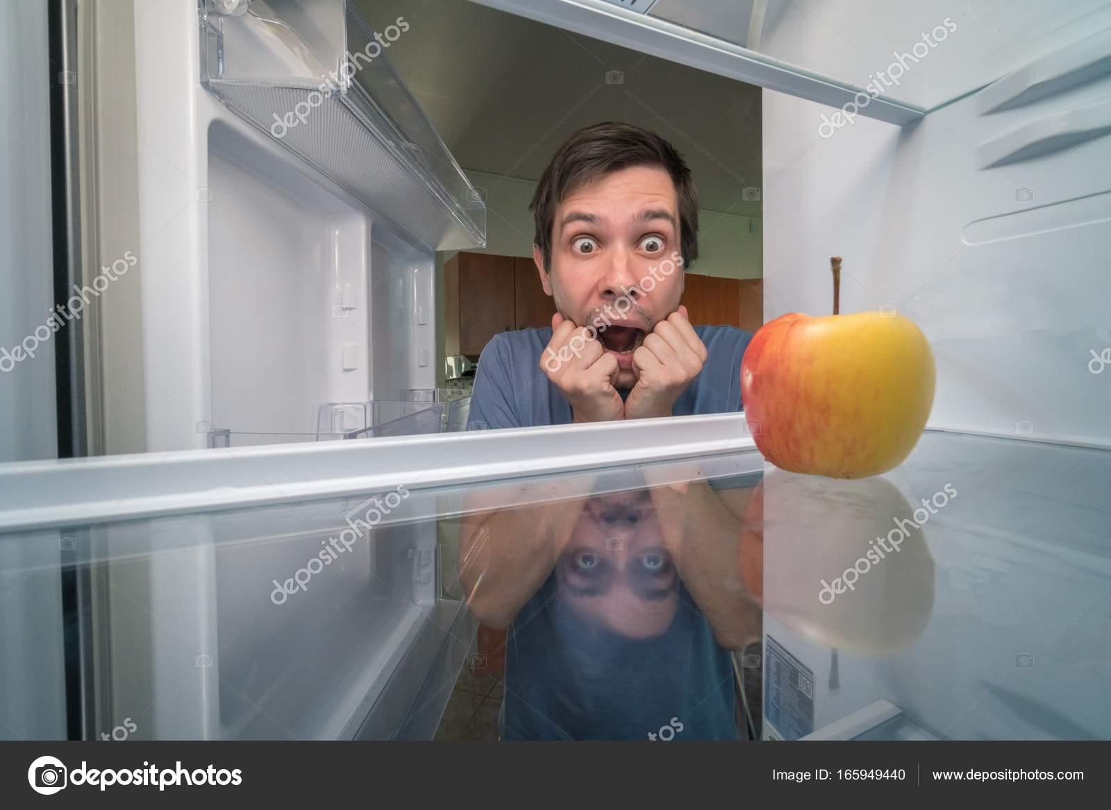 hungrig efter maten