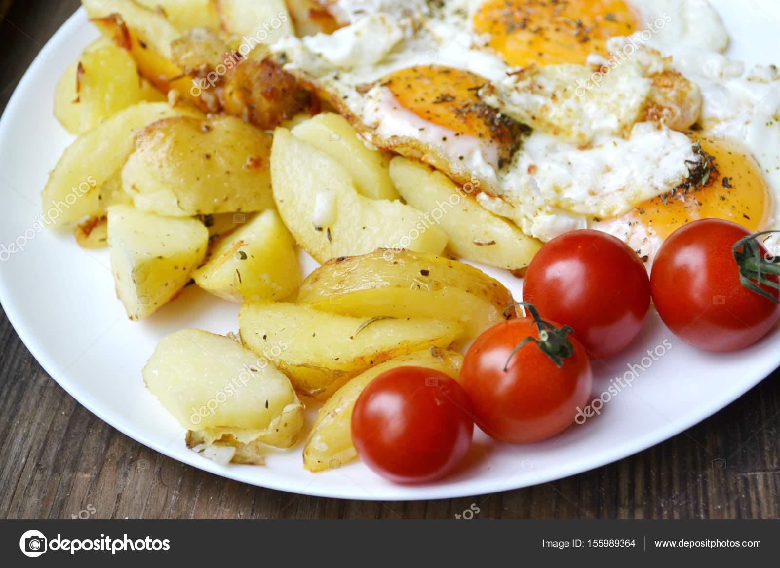 tarif: yumurtalı patates kızartması video [36]