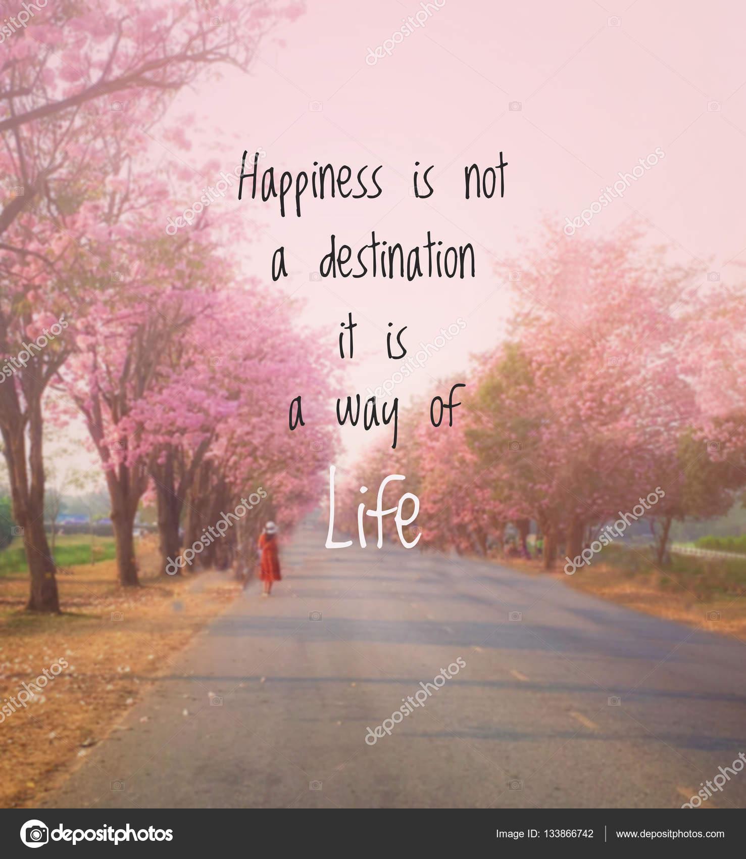 Citaten Over Geluk : Inspirerende citaat & motiverende achtergrond u2014 stockfoto © dang2557