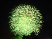 Fireworks in Luxembourg