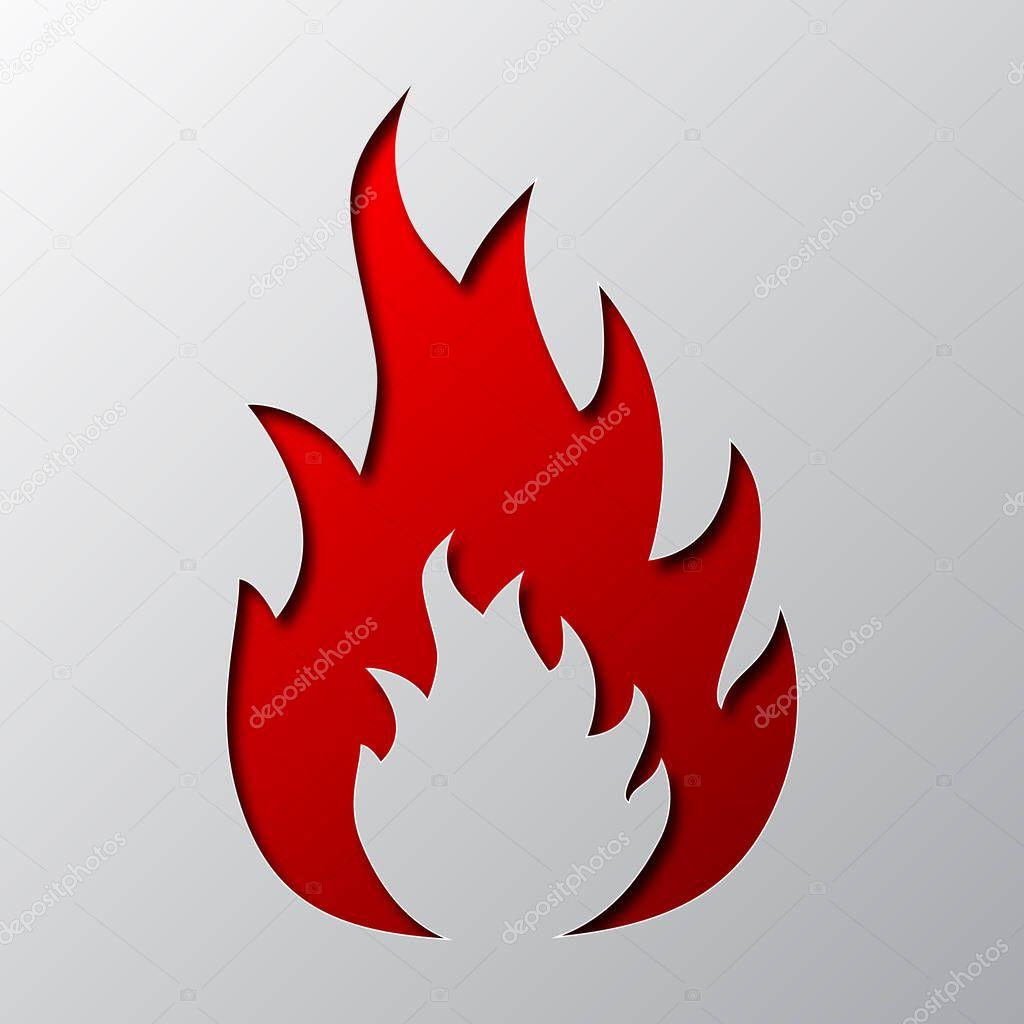 Картинки пламя огня для вырезания из бумаги как вырезать