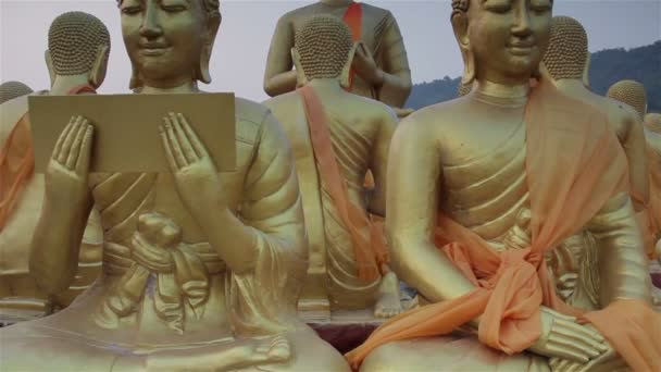 Buddha Dhamma Park Memorial význam buddhismu v Thajsku.
