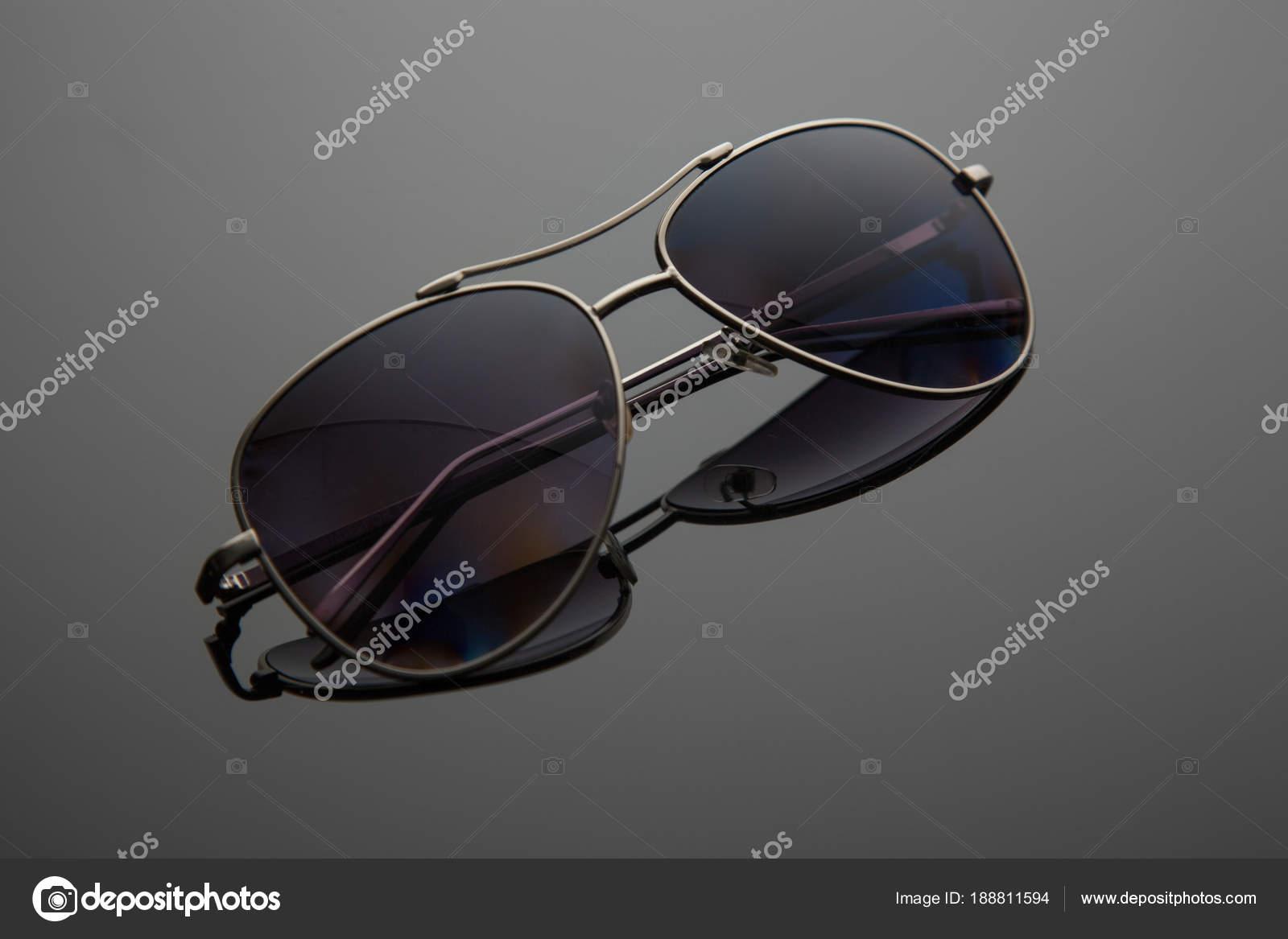 Forma de gafas gafas de sol de la gota, marco del metal para la ...