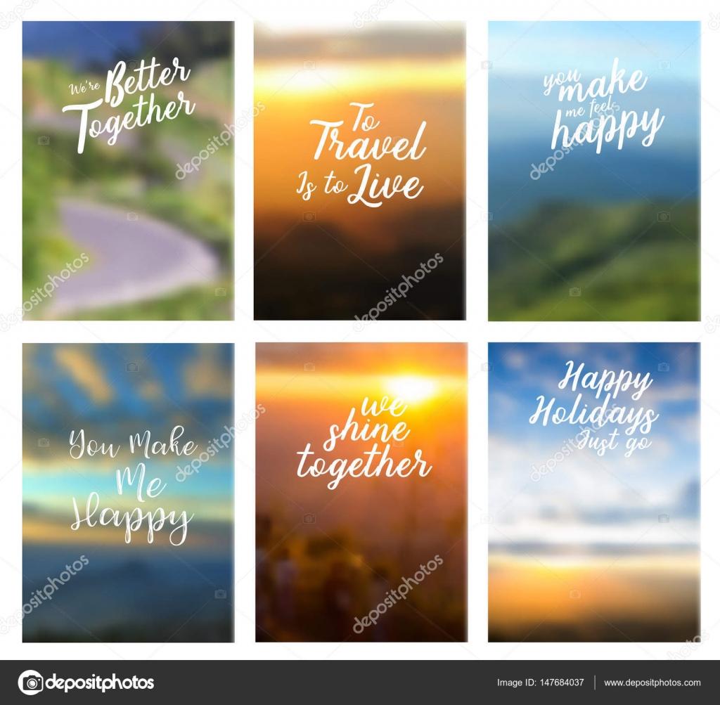 Imágenes Paisajes Del Mar Con Frases Frases Positivas Del