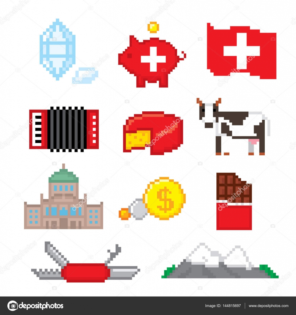ᐈ 8 Bit Character Stock Vectors Royalty Free 8 Bit Map