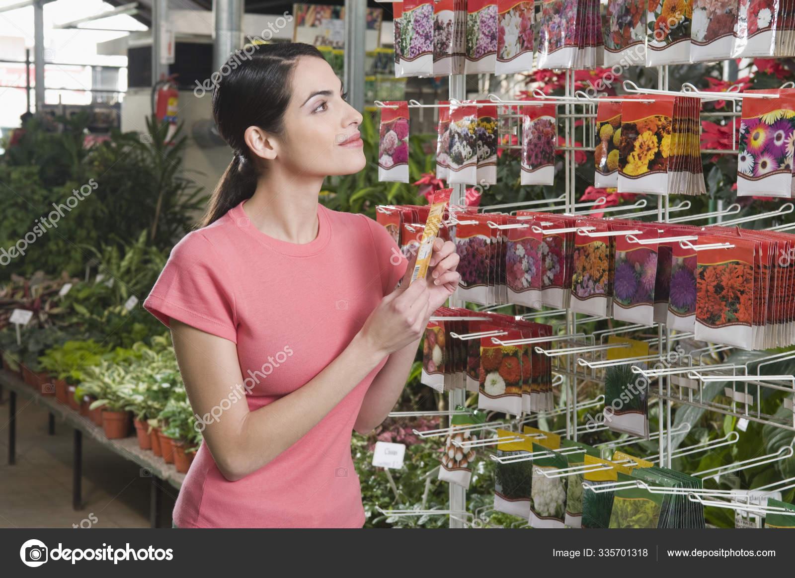 семена герани фото в пакете